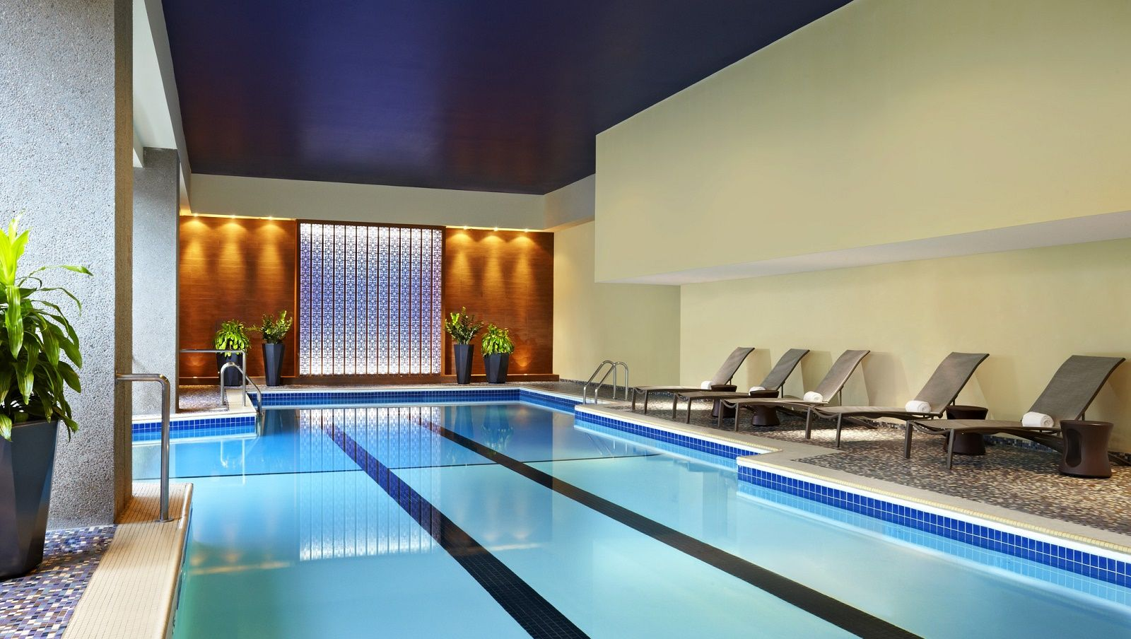Pool at Le Centre Sheraton Montreal